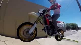 getlinkyoutube.com-Crf250l Supermoto Jump