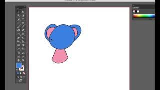 getlinkyoutube.com-แนะนำเครื่องมือวาดการ์ตูน 3 ตัวที่ใช้บ่อยในโปรแกรม Illustrator