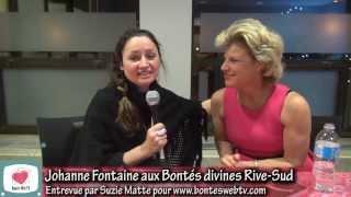 getlinkyoutube.com-Johanne Fontaine aux Bontés divines de la Rive-Sud !!