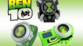 getlinkyoutube.com-Ben 10: Omnitrix Collection