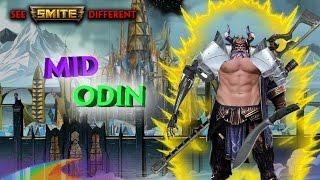 getlinkyoutube.com-Smite Mid Odin