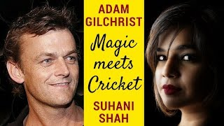 getlinkyoutube.com-Adam Gilchrist and Suhani Shah
