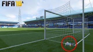 LA TRISTE HISTORIA DE UN ESTADIO DE FIFA 16