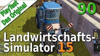 getlinkyoutube.com-LS15 PlayTest #90 Die Mod kommt nicht auf den Hof Landwirtschafts Simulator 15 deutsch HD