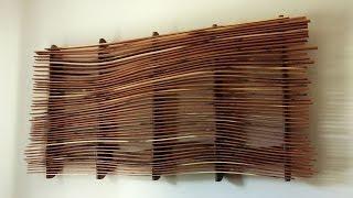getlinkyoutube.com-Wall Art From Scrap Wood