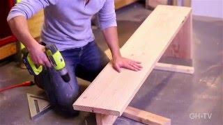 getlinkyoutube.com-Furniture Making 101: Mid-Century Modern TV Stand