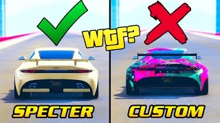 "getlinkyoutube.com-THEY DID IT AGAIN! *WARNING* KNOW THIS BEFORE BUYING THE ""SPECTER CUSTOM"" IN GTA ONLINE"