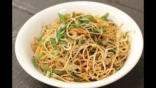 Hakka Noodles | 10 Best Indo Chinese Recipes | Chef Anupa | Sanjeev Kapoor Khazana HD