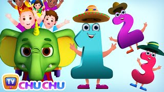 getlinkyoutube.com-Numbers Song | Learn To Count from 1-20 at ChuChu TV Number Wonderland | Number Rhymes For Children