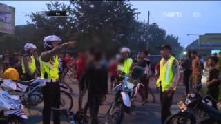 getlinkyoutube.com-Pengendara Balap Liar Pontang-panting Digerebek Polisi - IPDA Fahmi -86