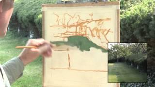 Plein Air: Landscape Painting Techniques for Success