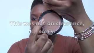 getlinkyoutube.com-WNTW Black Up Cosmetics