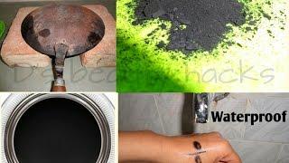 How to make Natural and Waterproof KAJAL and EYELINER at home |DIY KAJAL