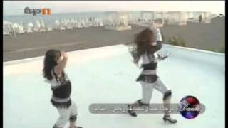 فینال مسابقه رقص 2011 آنتالیا ---سحر و ترگل