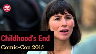 SDCC 2015: Yael Stone de Childhood's End