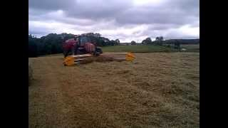 Elho 600 V-Twin Swather grass rake