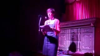 Nancy Davis Kho -  Barely Published Authors - Litquake 2014 width=