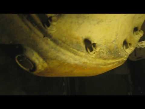 Где задние тормозные диски в Мицубиси Pajero Pinin