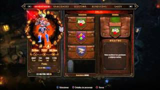 getlinkyoutube.com-2 Savedatas Diablo 3 PS3