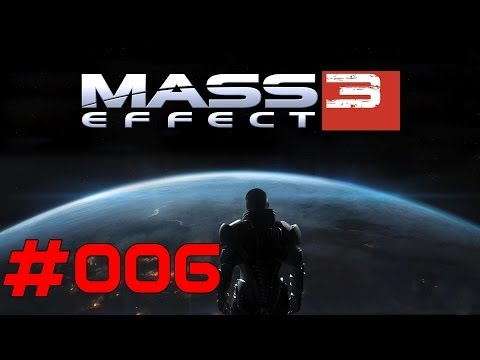 Mass Effect 3 #006 «Der Rat» [Let´s Play][HD][DE]