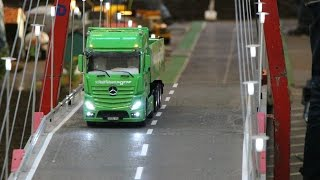 getlinkyoutube.com-RC Scale Trucks - Emsland Modellbau Lingen