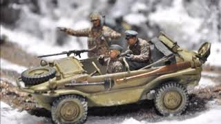 "getlinkyoutube.com-Ardennes Forest Diorama ""Gathering Storm"" Reboot"