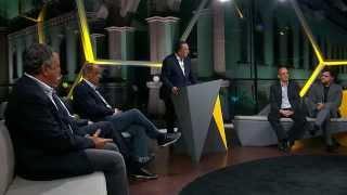 Galvão Bueno se emociona ao  falar de Fernandão - (Bem Amigos - 09/06/2014)