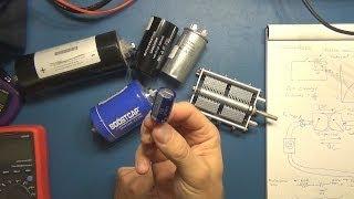 getlinkyoutube.com-Electronics Tutorial #9 - Capacitors - Part 1