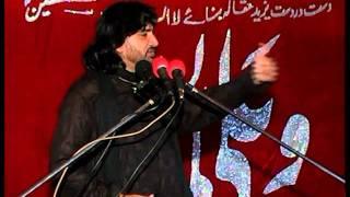 getlinkyoutube.com-allama zulfiqar haider naqvi on 25 rajab at (gharera)part 1/4(2011) jalsa ch qamar zaman