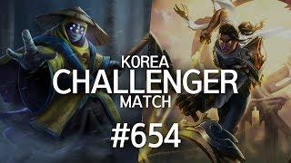 Korea Challenger Match #654 | Ucal, Untara, Dopa