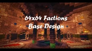 getlinkyoutube.com-64x64 Factions Base Tour (Minecraft Faction Interior Design Ep 7) With Download