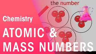 Atomic Number and Mass Number | Chemistry | Fuse School