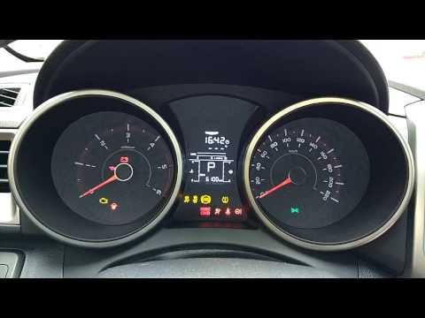 SsangYong Tivoli engine start / Uruchomienie silnika SsangYong Tivoli 1.6 e-XDi