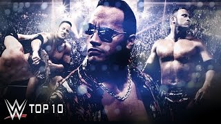 getlinkyoutube.com-The Rock Layeth the SmackDown on WWE Top 10 - WWE Top 10