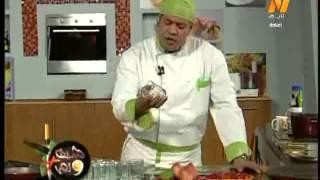 الجبنة القريش - الزبادي بالفواكه - قرص الجبنة بالبيض - الشيف احمد المغازي - برنامج شيف ونص