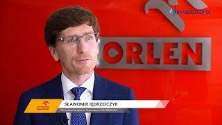 PKN ORLEN SA, Sławomir Jędrzejczyk - Wiceprezes Zarządu ds. Finansowych, #45 PREZENTACJE WYNIKÓW