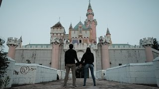 getlinkyoutube.com-Abandoned Disneyland Knock-Off - Nara Dreamland Theme Park Exploration