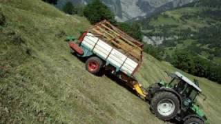 getlinkyoutube.com-Landmaschinen Steer Drive Trailer  Lenktriebachse Triebachse