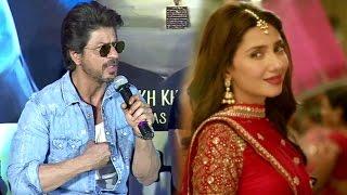 getlinkyoutube.com-Shahrukh Khan's SHOCKING Comment On Pakistani Actress Mahira Khan