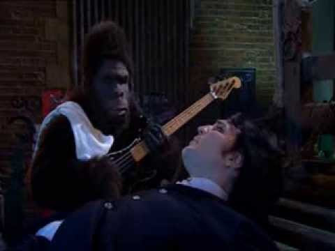 Bollo Worlds Greatest Bass Player - Mighty Boosh