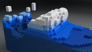 getlinkyoutube.com-Blender 3D: Lego Fluid Effect