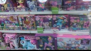 getlinkyoutube.com-Обзор пони в магазине игрушек ~ Мини влог ~ MLP:FIM