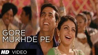 Special 26 Gore Mukhde Pe Full HD Video Song | Akshay Kumar, Neeru Bajwa, Kajal Aggarwal