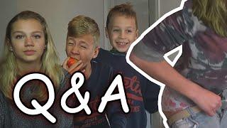 getlinkyoutube.com-KLEDING OMWISSELEN & ONTMAAGD?! - Q&A met ZUS & BROERTJE!