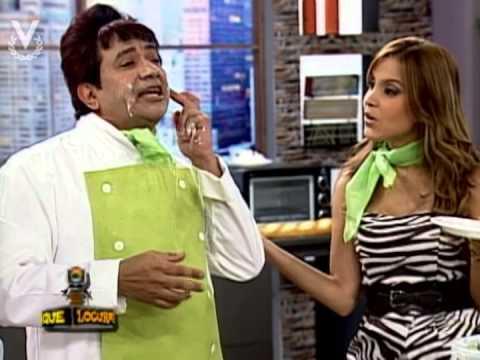 Que Locura - Cocinando con Hermo junto a Ana Alicia Alba - 02/06/2013