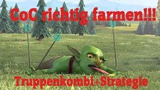 getlinkyoutube.com-Clash of Clans richtig Farmen!! | Dunkles Elixier, Gold, Elexier richtig Farmen | Beste Farm-Methode
