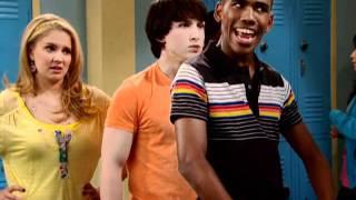 getlinkyoutube.com-Sag Down Smackdown - So Random! - Disney Channel Official