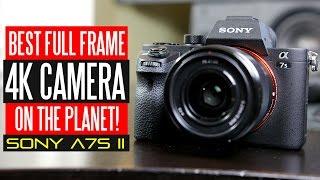 getlinkyoutube.com-Sony A7s ii Full In Depth Review -  Is It The Best 4k Video Camera?