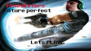 getlinkyoutube.com-Timesplitters Future Perfect - Walkthrough/Gameplay 2401 Aliens part 1 (PS2 Emulator)