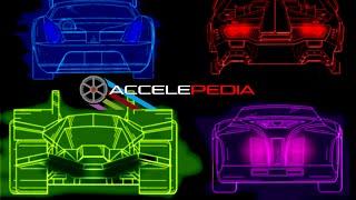 Hot Wheels AcceleRacers 2005 Meet the Cars v.2